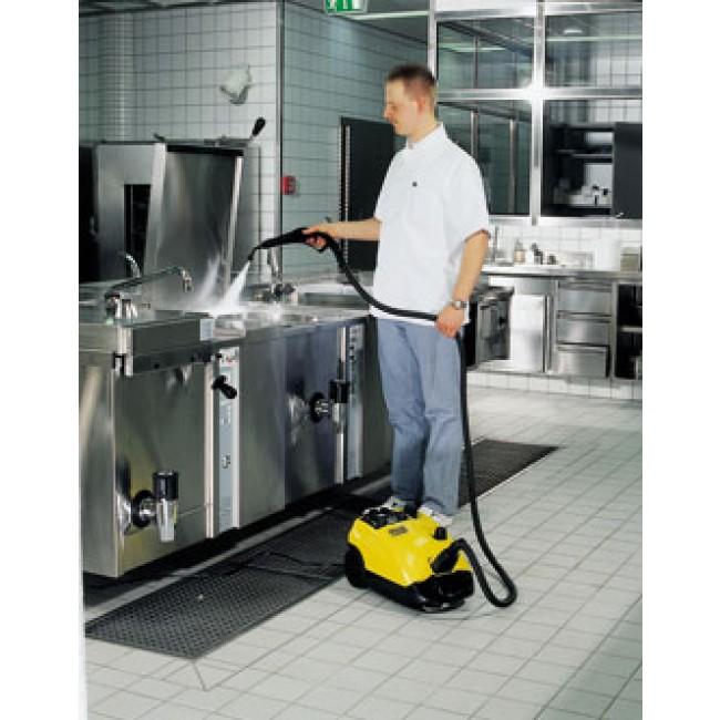 Tornado DE4002 Vapor Steam Cleaner - Plant Maintenance Equipment ...