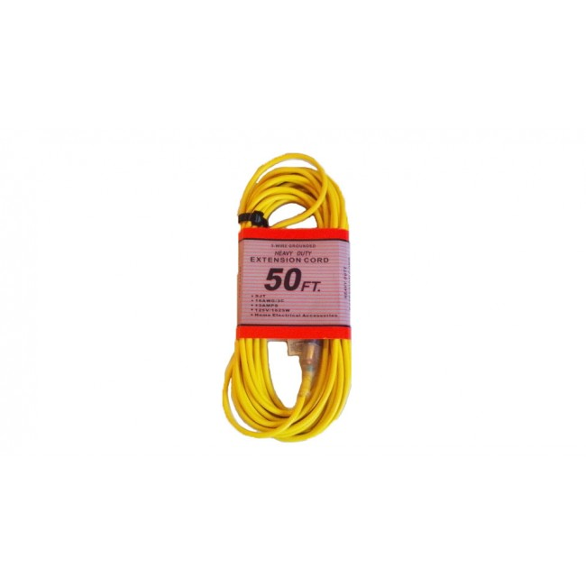 Backpack Vacuum Yellow 50 Extension Cord Plant