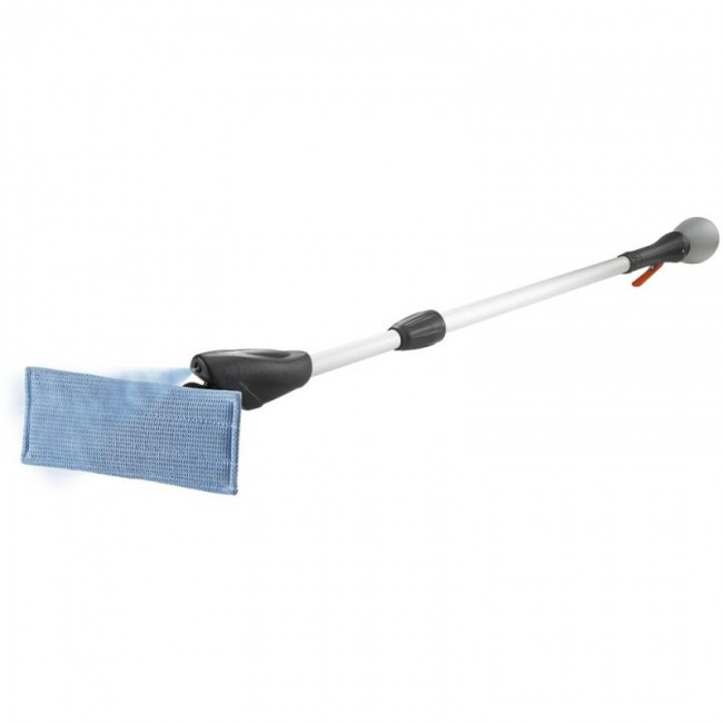 Window Cleaning Pole System: IPC HC5 Cleano 5' Ultra Pure Water Telescopic Indoor